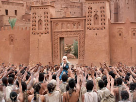 Game of Thrones at Aït Benhaddou