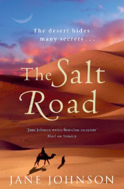 The Salt Road book cover